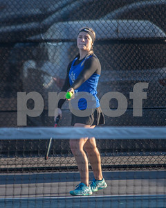 2020 Tennis vs Newnan - Photographer - Makenzie Cochran