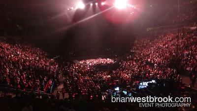 MADONNA at Key Arena (3 Oct 2012)