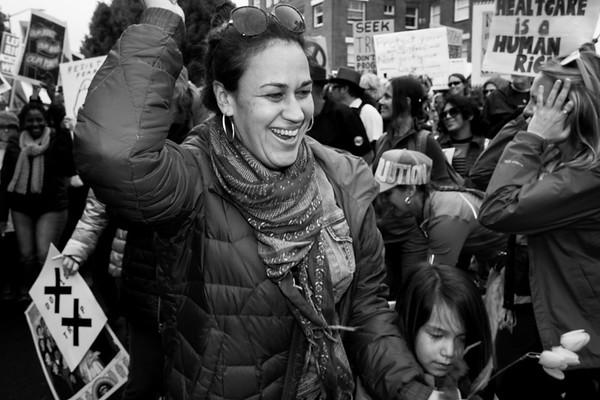 Oakland Womens March - 01/21/2017