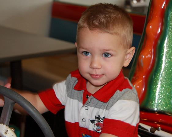 2009 Wyatt's Birthday Party!