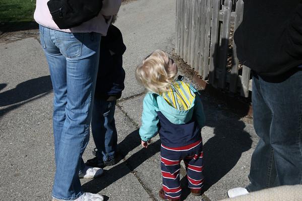 3 Year-old Preschool trip to Kensington Farm
