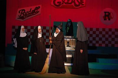 2012 Upper School Musical Nunsense