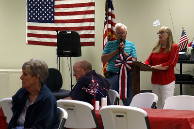 July 4th at Senior Nutrition Site 2021