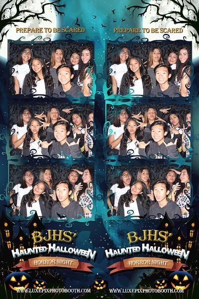 2018.10.05 BJHS Halloween Dance
