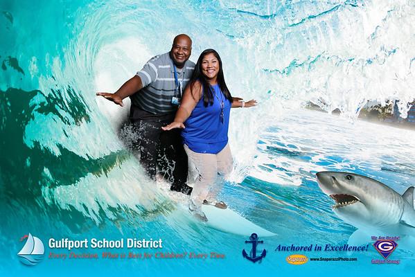 Gulfport School District Staff Development 2018-19