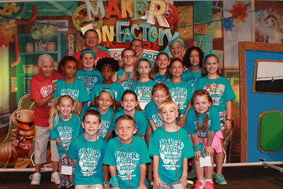 VBS 2017 - Day One