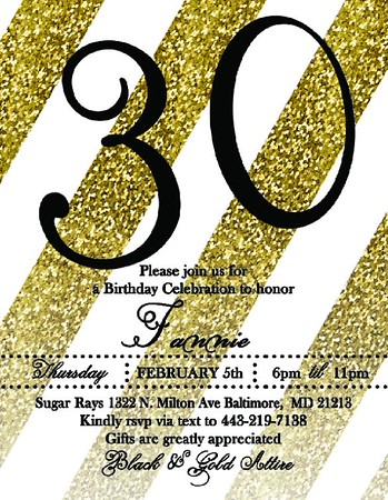 Fannie's 30th Birthday Celebration @ Sugar Rays Bar & Lounge 2.5.15