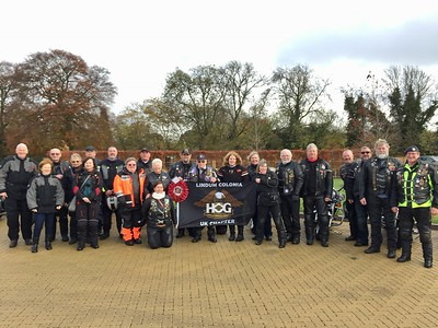11th November 2018 - Remembrance Ride