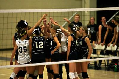 Vista @ Oak Ridge Volleyball 11-03-2009