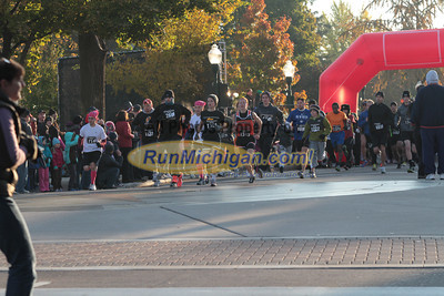 5K Start - 2011 Wicked Halloween Run