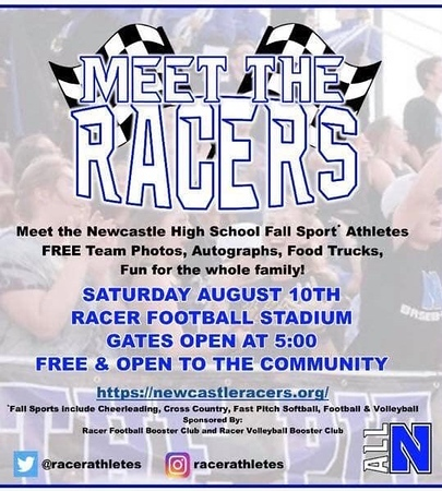 Meet the Racers Night
