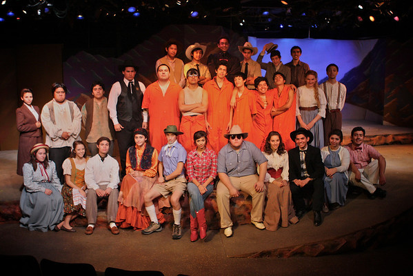 Holes CHS Theater 2011