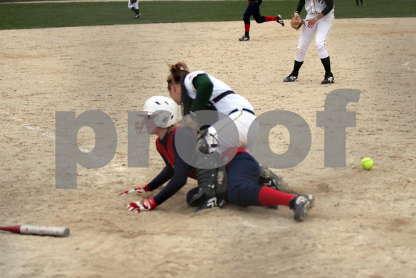 2011 KISWAUKEE COLLEGE SOFTBALL vs CARL SANDBURG COLLEGE