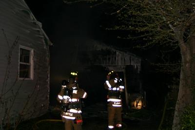 House Fire 2535 N. Erie (4/16/07)
