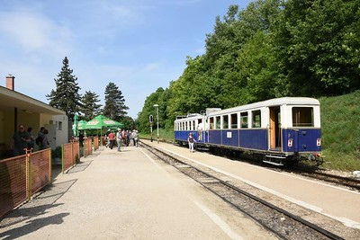 Budapest Children's Railway, 2018