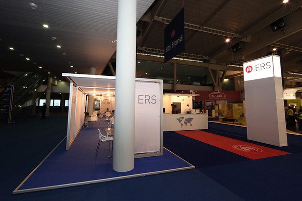 ERS Stand and Handbook Launch