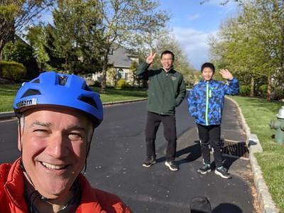 Earning a new bike - Spring 2020