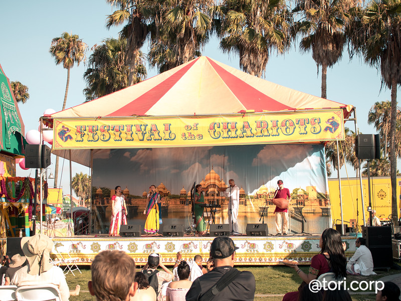 Festival of the Chariots. Photo by @tori.corp