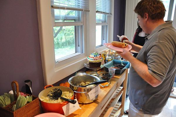 Elena's 1st Birthday Party - Sept. 2009
