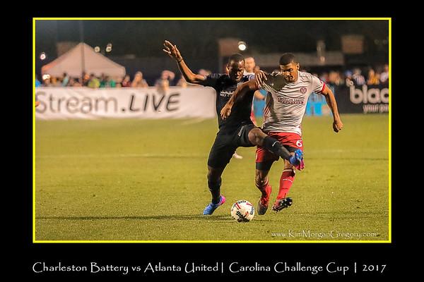 CCC | BATTERY vs Atlanta United | 2-25-17