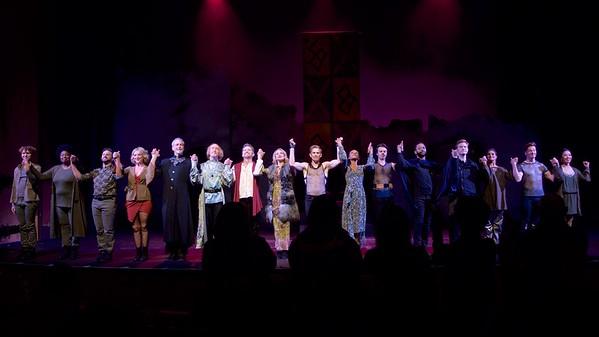 HAMLET The Rock Musical/Last Rehearsal
