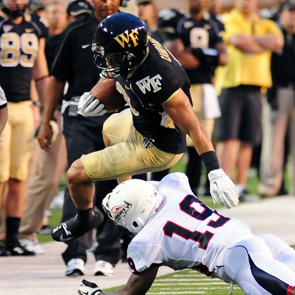 Michael Campanaro tackled by Aikens.jpg