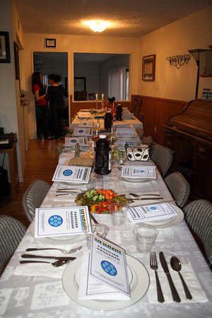 Passover with Otts 2009