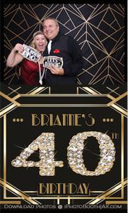 Brianne's 40th Birthday