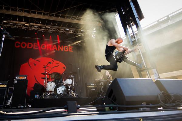 Code Orange (Aftershock Festival 10/21/2017)