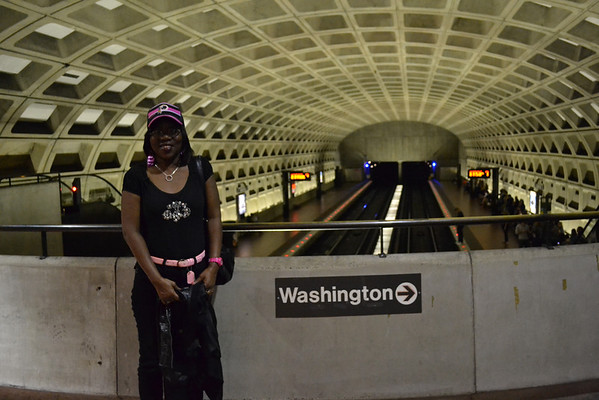 In DC- MLK Dedication, Occupy DC, Light Up the Night, and More