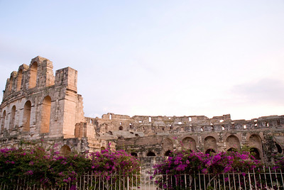 el Jem - Roman colosseum
