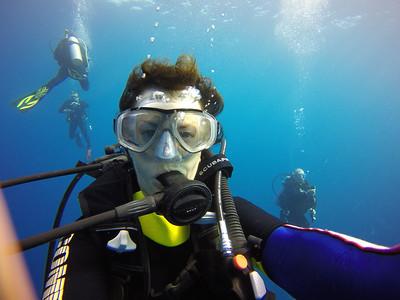 Dive/CSS/Ocho Rios/Jamaica - Nov., 2015