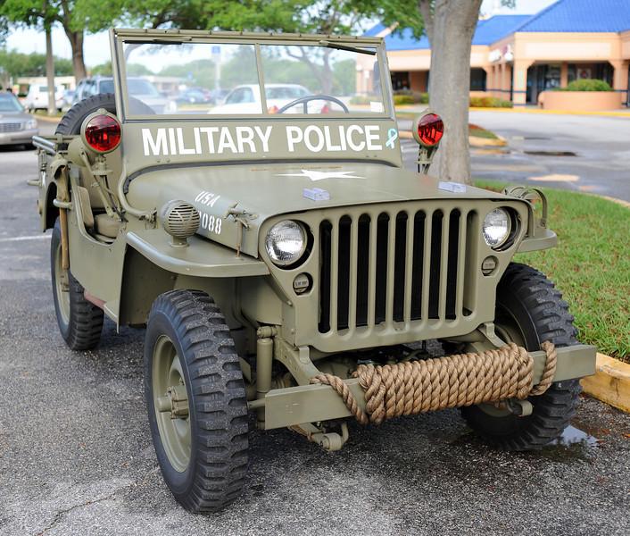 The MP Jeep:  April 5, 2008