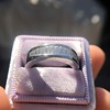 1.00ctw Baguette Half Eternity Band 19