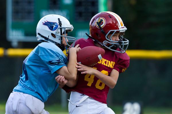 #11 Titans vs Redskins