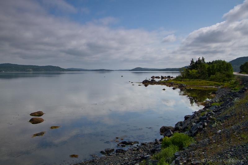Along the Northeast Arm, Terra Nova National Park, Newfoundland