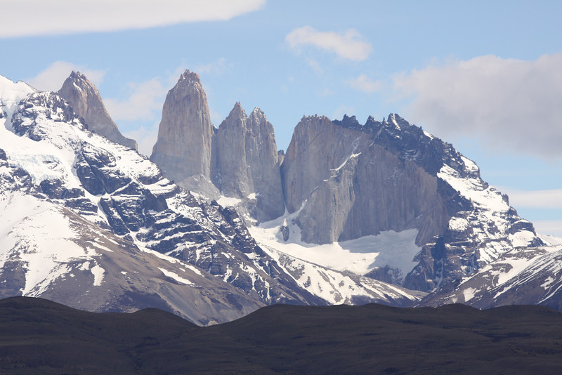 Chile- Torres del Paine (Towers of Blue)