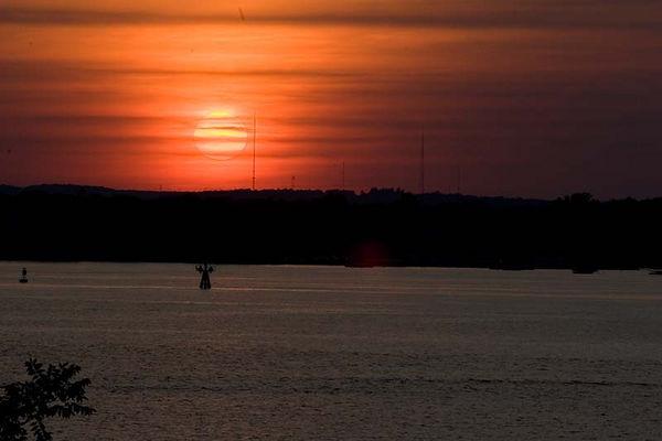 Narragansett Bay Sunset