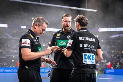 Handball Nationalmannschaft | SAP Arena 2020