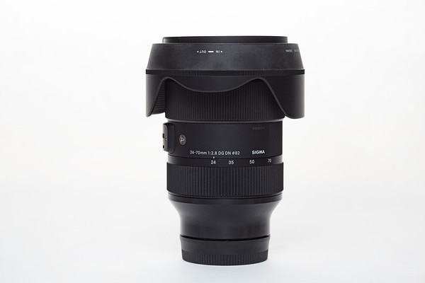 Sigma 24-70mm f2.8 for Sony