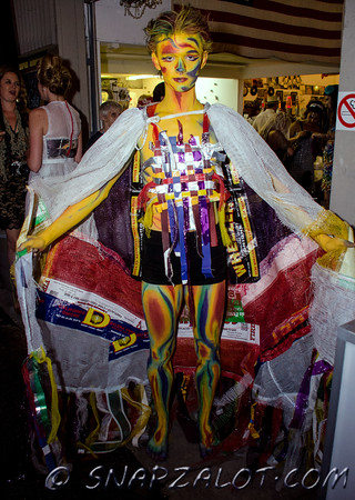 Trashion Fashion 8 / ARTpool - 07/18/15