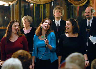 ZAMIR CHORALE  SELECTED IMAGES    1.17.2008