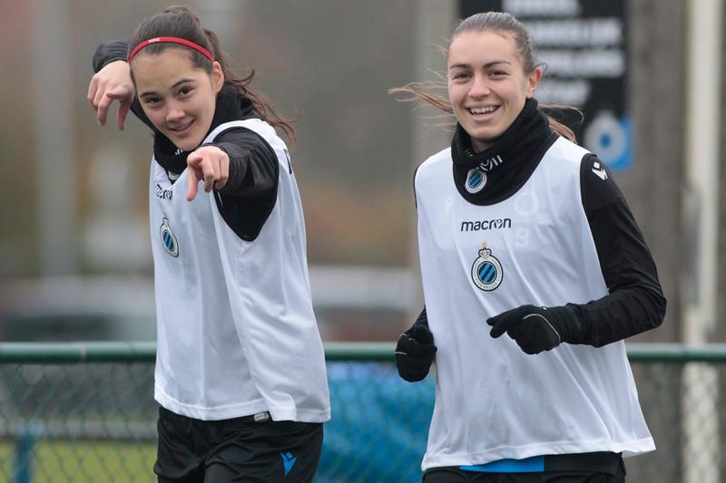 Club Brugge Vrouwen vs KAA Gent Ladies