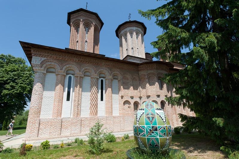 St. George's Church in Bucharest, Romania