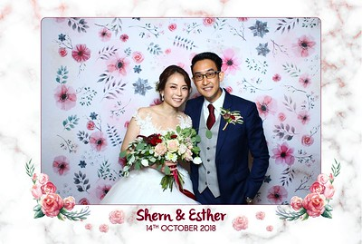 Wedding of Shern & Esther