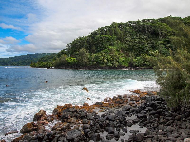 Tahiti bay