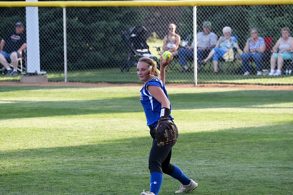 BHRV softball at Sioux Center 6-28-19