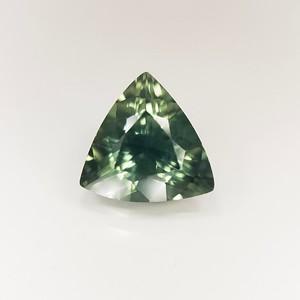 1.32 Kenyan Sapphire Trilliant (s092)