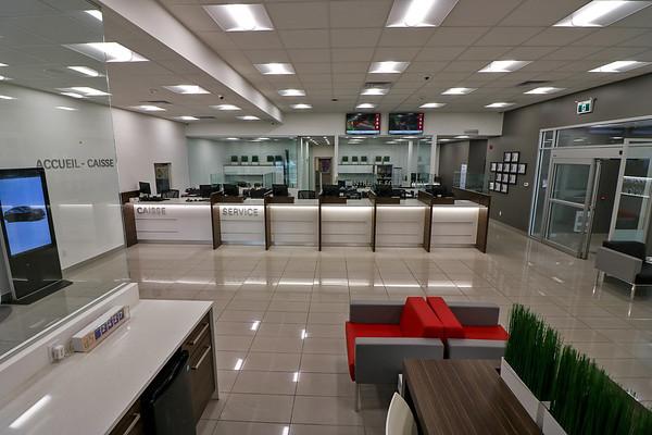 Excel Honda Service Center, Montreal