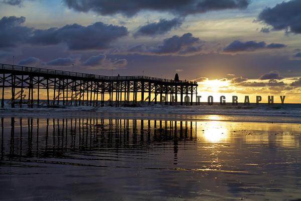 Crystal Pier 2012